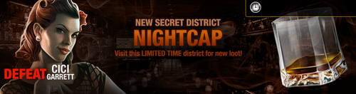 Promo Secret District 20 lootBandit