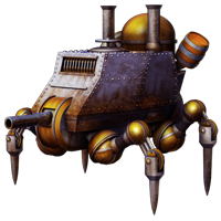 Huge item steampunkwalker 01