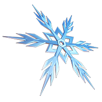Huge item snowflake 01