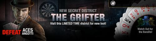 SecretDistrict-12-TheGrifter v2 lootBandit