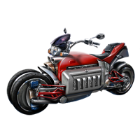 Huge item v-10motorcycle 01