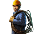 Harbor Worker
