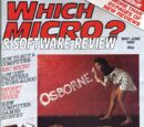 Which Micro? and Software Review