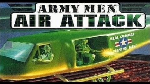 Army Men Air Attack - (PSX) Gameplay