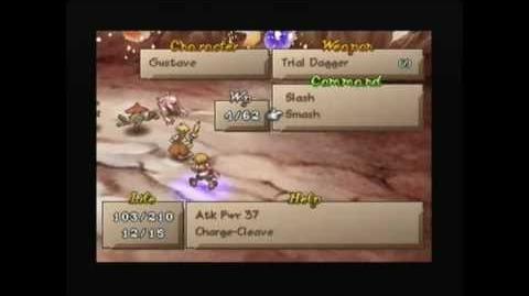 SaGa Frontier 2 - (PSX) Gameplay
