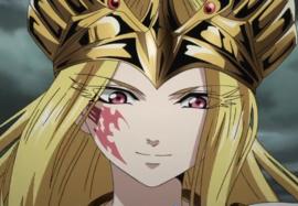 Mira Dianus Anime