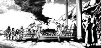 Dunya's funeral