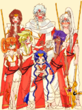 Solomon's resistance members as children