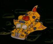 Magic School Bus - Space Shuttle