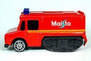Custom Maisto Search Truck - 6700hf