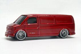 2000 Chevy Express Van - 00583df