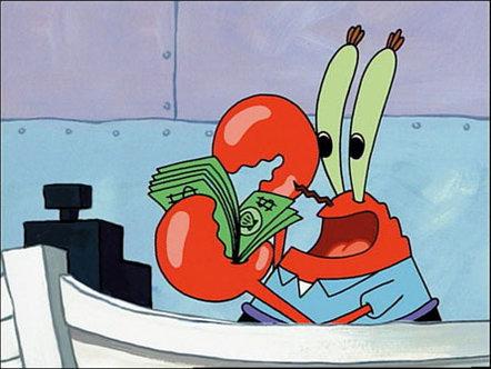 Eugene Krabs Spongebob mr Eugene Krabs
