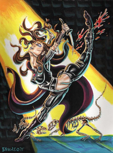 Shadow Dance Malazan Wiki Fandom Powered By Wikia
