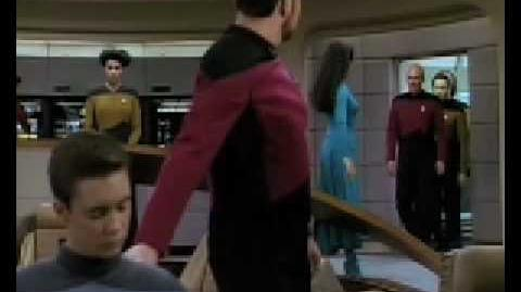 "TNG episode 12 - ""bridge buffoonery"""