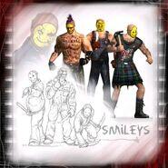 Manhunt - Smileys