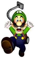 Luigi Art
