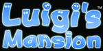 Luigi's Mansion logo