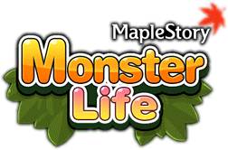 MapleStory Monster Life