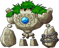 Mob Ancient Golem