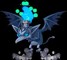 Mob Blue-eyed Gargoyle