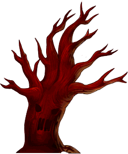 Mob Eastern Crimson Tree