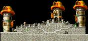 Map Castle Wall 1