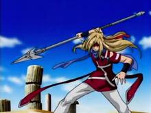 Griffin Lance Anime 2