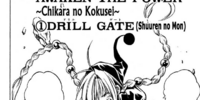 Awaken The Power 1 Drill Gate