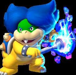 Ludwig Von Koopa, New Super Mario Bros. U