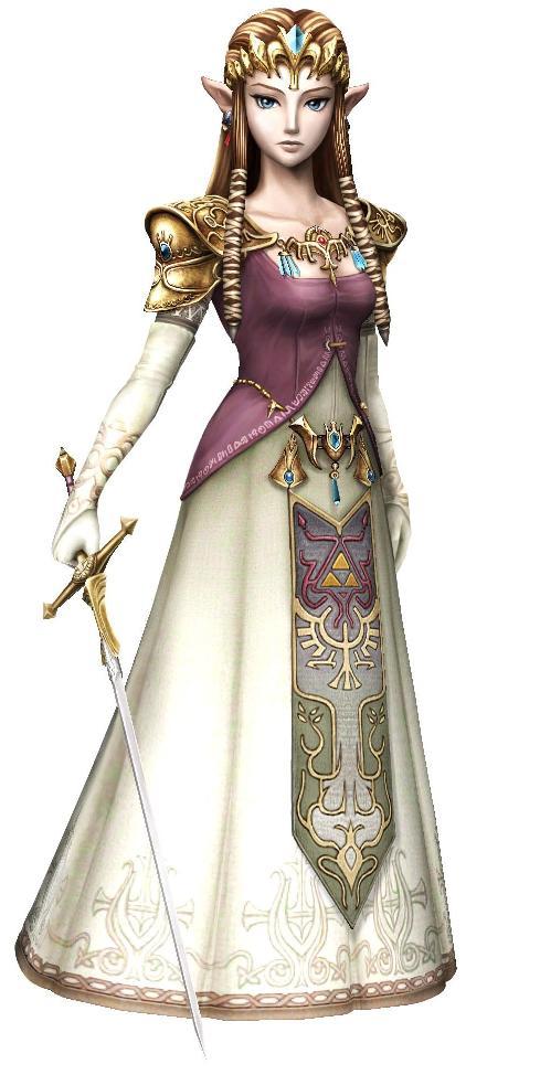 Princesa zelda mario fandom powered by wikia - La princesse zelda ...