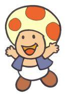 Toad SMB3