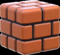 Brick Block SM3DW