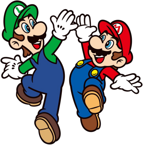 Image - High five.png | MarioWiki | Fandom powered by Wikia