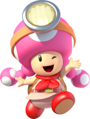 Toadette - Super Mario Wiki, the Mario encyclopedia