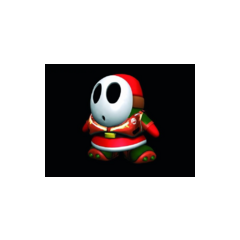 A Shy Guy in <i><a href=