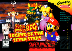 Super Mario RPG Box (North America)