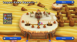 Layer Cake Desert