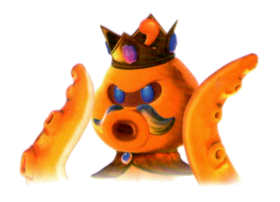 King Kaliente, Super Mario Galaxy
