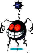 Dark Fawful Spider