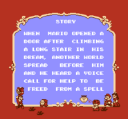 Story Screen Final (Super Mario Bros. 2)