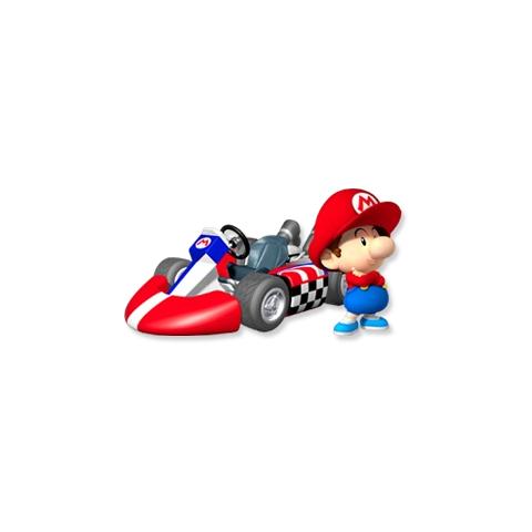 Baby Mario in <i>Mario Kart Wii</i>