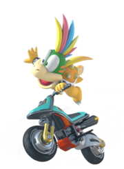 Lemmy Koopa (Mario Kart 8)