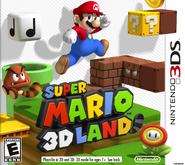 Mario3DLandCover