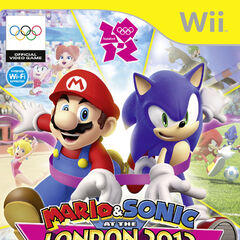 Mario & Sonic at the London 2012 Olympic Games (First ever Mario & Sonic series game with no new characters.)
