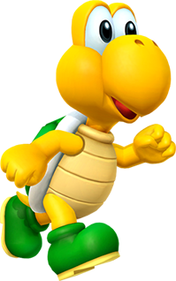 Koopa Troopa MP10