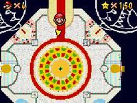 Casino Upper Map