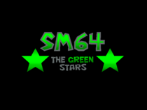 The Green Stars Title Screen