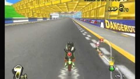 Mario Kart Wii Custom Track - DS Figure-8 Circuit