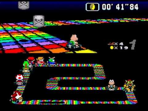 File:SMK SNES Rainbow Road 3.jpg