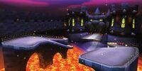 Bowser's Castle (3DS)